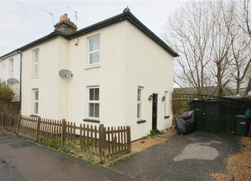 Thumbnail 4 bed semi-detached house to rent in Turkey Street, Enfield