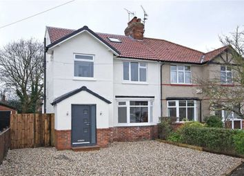 Thumbnail 4 bed semi-detached house to rent in St. Catherines Road, Harrogate, North Yorkshire