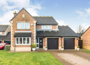 Thumbnail 4 bed detached house for sale in Chapel Gardens, Carlton, Stockton-On-Tees