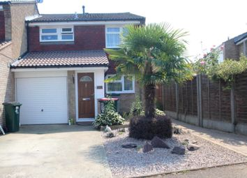 Thumbnail 3 bed end terrace house to rent in Beechside, Southgate, Crawley