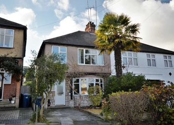 Thumbnail 3 bedroom semi-detached house for sale in Ryhope Road, New Southgate