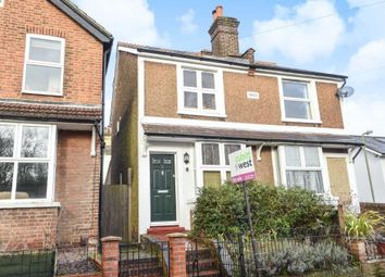 Thumbnail 3 bed property to rent in Brook Road, Redhill