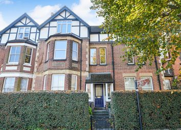 Thumbnail 4 bed flat for sale in Cheriton Road, Folkestone