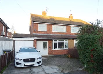Thumbnail 3 bed semi-detached house for sale in Cherwell Road, Barrow Upon Soar, Leicestershire