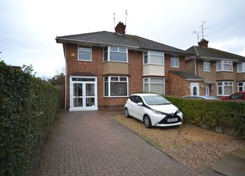 Thumbnail 3 bed semi-detached house for sale in Lyncrest Avenue, Northampton