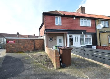 Thumbnail 1 bed end terrace house for sale in Stone Close, Dagenham