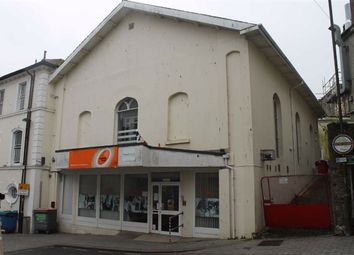 Thumbnail Retail premises to let in St George's Hall, Lower Union Lane, Torquay, Devon