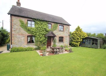 Thumbnail 3 bed detached house for sale in Lyonshall, Kington