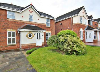 Thumbnail 3 bed detached house for sale in Chandler Way, Lowton, Lancashire