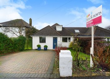 Thumbnail 4 bedroom semi-detached bungalow for sale in Crescent Drive North, Brighton