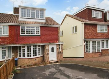 Thumbnail 4 bed semi-detached house to rent in Noel Green, Burgess Hill