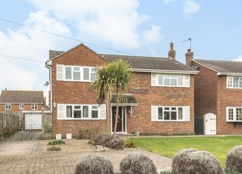 Thumbnail 4 bed detached house for sale in Gibson Road, Tangmere