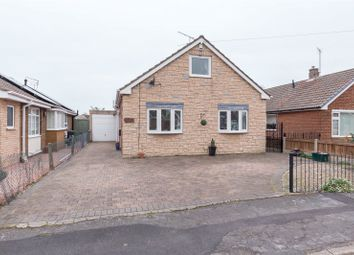 Thumbnail 3 bed detached bungalow for sale in Ivanhoe Way, Doncaster