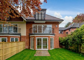 Shooters Hill, Pangbourne, Berkshire RG8. 4 bed semi-detached house for sale