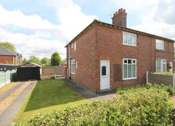 Thumbnail 3 bed property for sale in Leigh Avenue, Knutsford