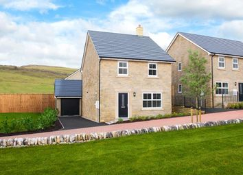 """Thumbnail 4 bedroom detached house for sale in """"Chester"""" at Burlow Road, Harpur Hill, Buxton"""