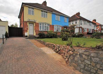 Thumbnail 3 bed semi-detached house for sale in Quantock Road, Bridgwater