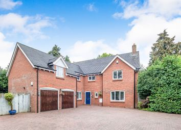Thumbnail 5 bed detached house for sale in Cromwell Lane, Coventry