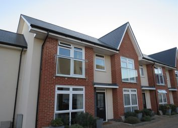 Thumbnail 3 bedroom end terrace house for sale in Stabler Way, Poole