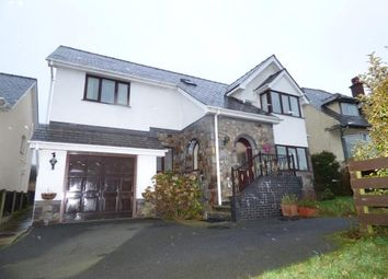 Thumbnail 4 bed detached house for sale in Maes Y Ffridd, Gwalchmai, Holyhead, Sir Ynys Mon
