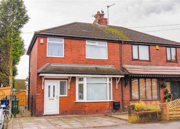 Thumbnail 3 bed semi-detached house for sale in Rutland Street, Leigh, Lancashire