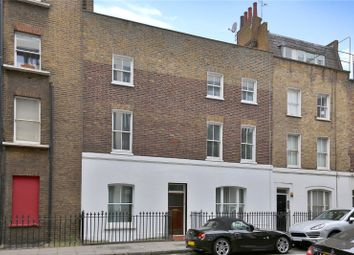 Thumbnail 4 bed terraced house for sale in Chiltern Street, London