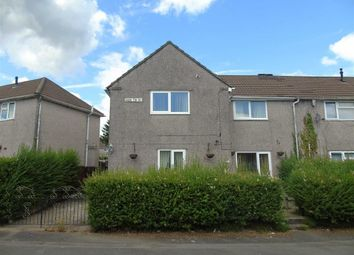 Thumbnail 3 bed semi-detached house for sale in Heol Tir Du, Cwmrhydyceirw, Swansea
