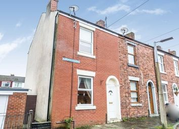 Thumbnail 2 bed end terrace house for sale in Starkie Street, Leyland, Lancashire
