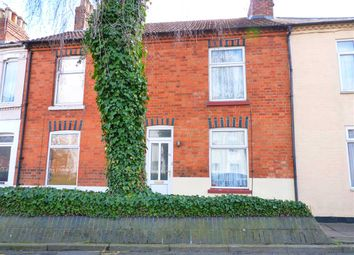 Thumbnail 2 bedroom terraced house to rent in Marlborough Road, Northampton