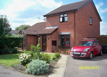 Thumbnail 3 bed semi-detached house to rent in Uldale Way, Peterborough