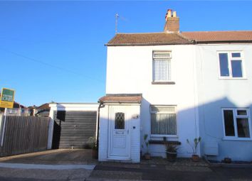 Thumbnail 2 bed end terrace house for sale in Freshbrook Road, Lancing, West Sussex
