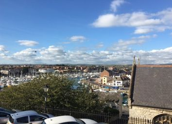 Thumbnail 3 bed property to rent in Trinity Terrace, Weymouth