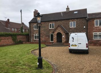 Thumbnail 5 bed detached house to rent in Pinfold Hill, Wistow, Selby