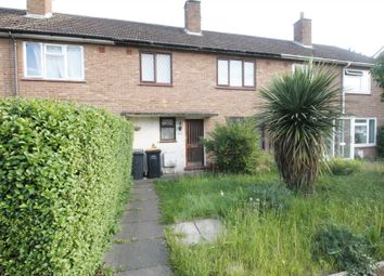 Thumbnail 3 bed terraced house for sale in The Boundary, Bedford