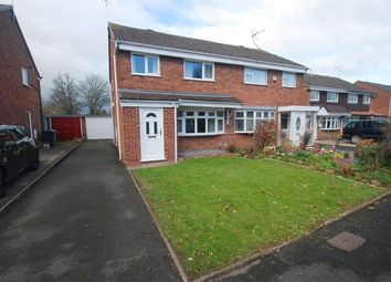 Thumbnail 3 bed property to rent in Fernwood, Stafford