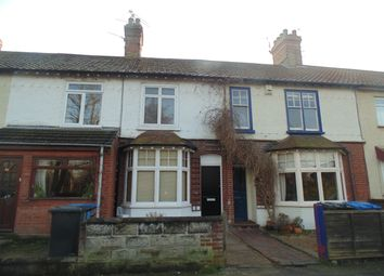 Thumbnail 3 bed terraced house to rent in West End Street, Norwich