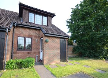 Thumbnail 2 bedroom end terrace house to rent in Tesimond Drive, Yateley