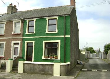 Thumbnail 3 bed end terrace house for sale in 31 Pill Road, Pembrokeshire