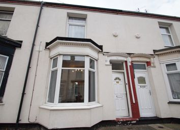 2 bed terraced house for sale in Cuthberts Road, Stockton-On-Tees, Durham TS18