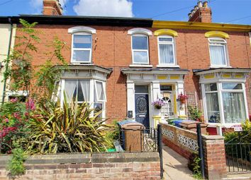 Thumbnail 3 bed terraced house for sale in Hull Road, Withernsea
