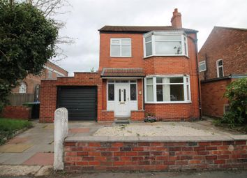 Thumbnail 3 bed detached house to rent in Dorclyn Avenue, Urmston, Manchester