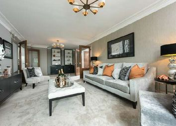 Thumbnail 3 bed flat for sale in Knotty Green, Buckinghamshire