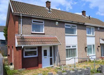 Thumbnail 3 bed semi-detached house for sale in Grey Street, Landore, Swansea