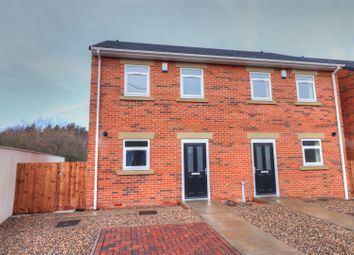 Thumbnail 3 bedroom semi-detached house for sale in Cox Green Mews, Houghton Le Spring