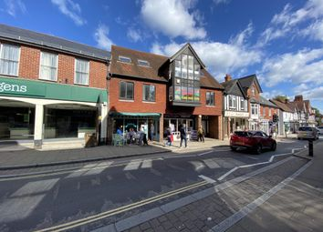 Thumbnail Commercial property for sale in 49A & B High Street, Lyndhurst