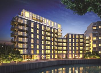 Thumbnail 2 bed flat for sale in Leven Wharf, Poplar