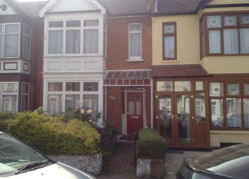 Thumbnail 3 bedroom terraced house to rent in Khartoum Road, Ilford