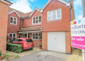 Thumbnail 5 bedroom detached house for sale in St. Bedes Drive, Boston