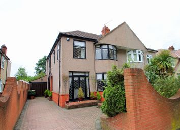 Thumbnail 4 bed semi-detached house for sale in Marlborough Park Avenue, Sidcup