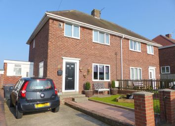 Thumbnail 3 bed semi-detached house for sale in Riding Hill, Great Lumley, Chester Le Street